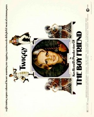 The Boy Friend movie poster (1971) poster MOV_718d3afb