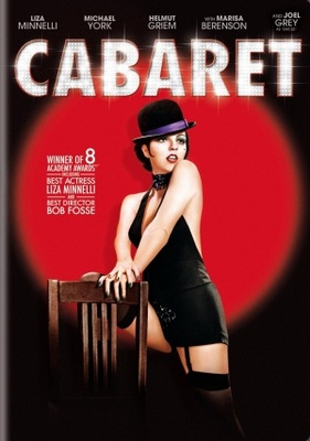 Cabaret movie poster (1972) poster MOV_718e2e91
