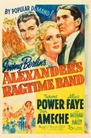 Alexander's Ragtime Band movie poster (1938) picture MOV_718f8b59