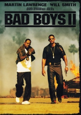 Bad Boys II movie poster (2003) poster MOV_7192f1ab