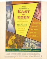 East of Eden movie poster (1955) picture MOV_7196d7d6