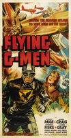 Flying G-Men movie poster (1939) picture MOV_7199082c