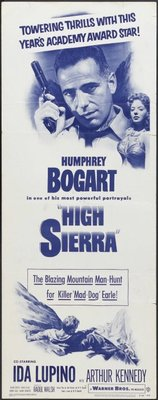 High Sierra movie poster (1941) poster MOV_7199b97e