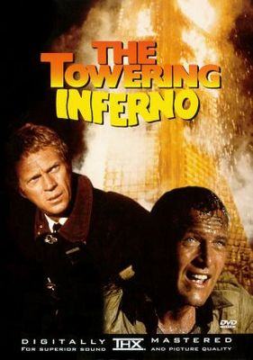 The Towering Inferno movie poster (1974) poster MOV_719d06f5