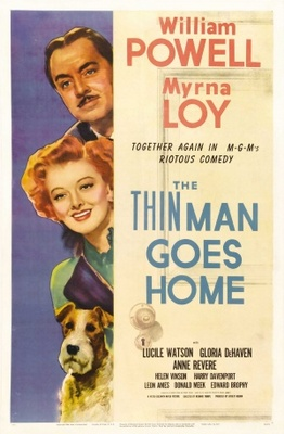 The Thin Man Goes Home movie poster (1944) poster MOV_719fea3d