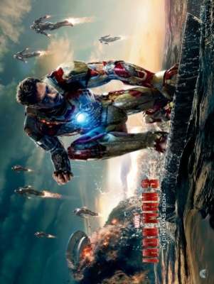 Iron Man 3 movie poster (2013) poster MOV_71a5d29d