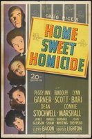 Home, Sweet Homicide movie poster (1946) picture MOV_71a74700