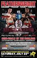 Bellator Fighting Championships movie poster (2009) picture MOV_71a909d2