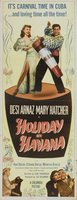 Holiday in Havana movie poster (1949) picture MOV_71a9c363