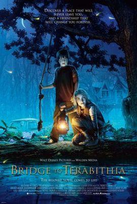 Bridge to Terabithia movie poster (2007) poster MOV_71ab4d9a