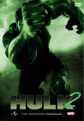 The Incredible Hulk movie poster (2008) poster MOV_71add3bc