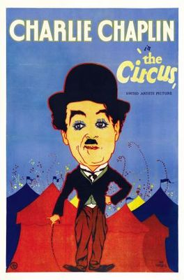 The Circus movie poster (1928) poster MOV_71af485a