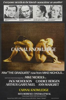 Carnal Knowledge movie poster (1971) poster MOV_71b2f0bb