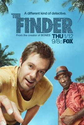 The Finder movie poster (2011) poster MOV_71bc73d5