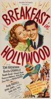 Breakfast in Hollywood movie poster (1946) picture MOV_71bd1c1b