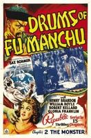 Drums of Fu Manchu movie poster (1940) picture MOV_71bfbbaa