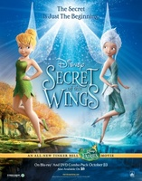Secret of the Wings movie poster (2012) picture MOV_f8d2a292