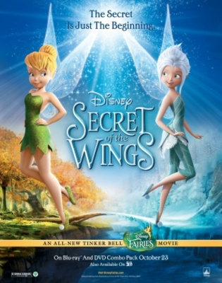 Secret of the Wings movie poster (2012) poster MOV_71c67aed