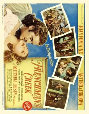 Frenchman's Creek movie poster (1944) poster MOV_71c93d7d