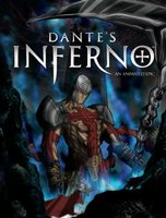 Dante's Inferno Animated movie poster (2010) picture MOV_71ce3a03