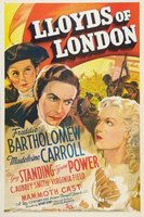 Lloyd's of London movie poster (1936) picture MOV_71d00101