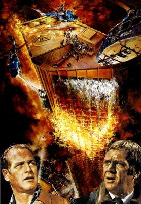The Towering Inferno movie poster (1974) poster MOV_71d0acb4