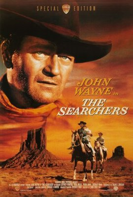 The Searchers movie poster (1956) poster MOV_71d16bf2