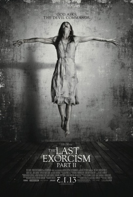 The Last Exorcism Part II movie poster (2013) poster MOV_71d58f74