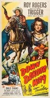 Down Dakota Way movie poster (1949) picture MOV_006119ee