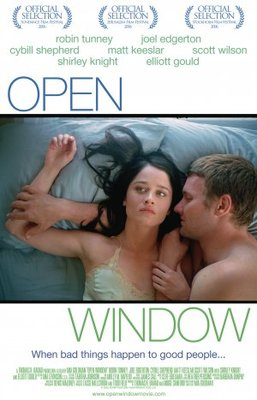 Open Window movie poster (2006) poster MOV_71df675b