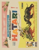 Hatari! movie poster (1962) picture MOV_71e39d49