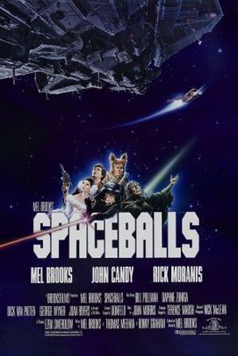 Spaceballs movie poster (1987) poster MOV_71ecd589