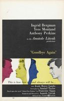 Goodbye Again movie poster (1961) picture MOV_71f40fd9