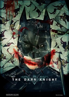 The Dark Knight movie poster (2008) poster MOV_71f74670