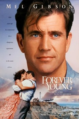 Forever Young movie poster (1992) poster MOV_71f74e80
