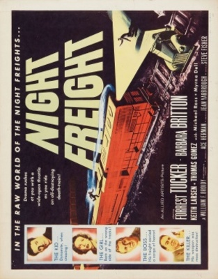 Night Freight movie poster (1955) poster MOV_71fa24e0