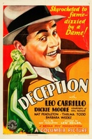 Deception movie poster (1932) picture MOV_71fa78a2