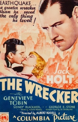 The Wrecker movie poster (1933) poster MOV_7202f458