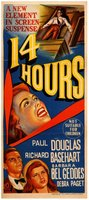 Fourteen Hours movie poster (1951) picture MOV_7203cb12