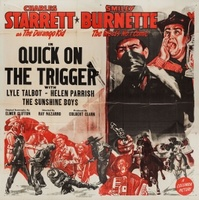 Quick on the Trigger movie poster (1948) picture MOV_72055587