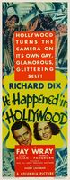 It Happened in Hollywood movie poster (1931) picture MOV_72095be5