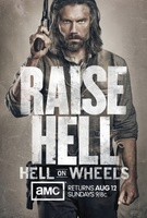 """Hell on Wheels"" movie poster (2011) picture MOV_721153c5"