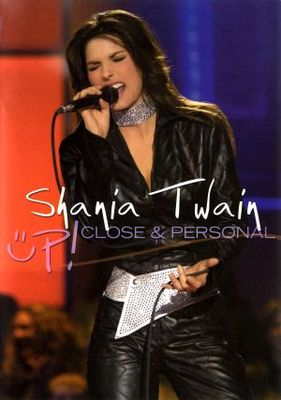 Shania Up! Live in Chicago movie poster (2003) poster MOV_72191901