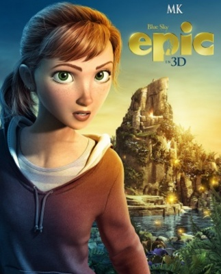 Epic movie poster (2013) poster MOV_721c8dee