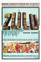 Zulu movie poster (1964) picture MOV_721d17c9