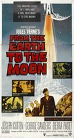 From the Earth to the Moon movie poster (1958) picture MOV_721db2ed