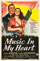 Music in My Heart movie poster (1940) picture MOV_721edca2