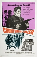 The Counterfeit Killer movie poster (1968) picture MOV_72226c83