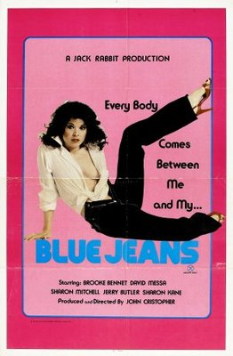 Blue Jeans movie poster (1981) poster MOV_72255bfe