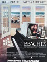 Beaches movie poster (1988) picture MOV_72281716
